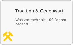 Tradition & Gegenwart